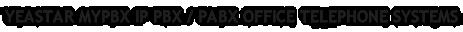 YEASTAR MYPBX IP PBX / PABX OFFICE TELEPHONE SYSTEMS